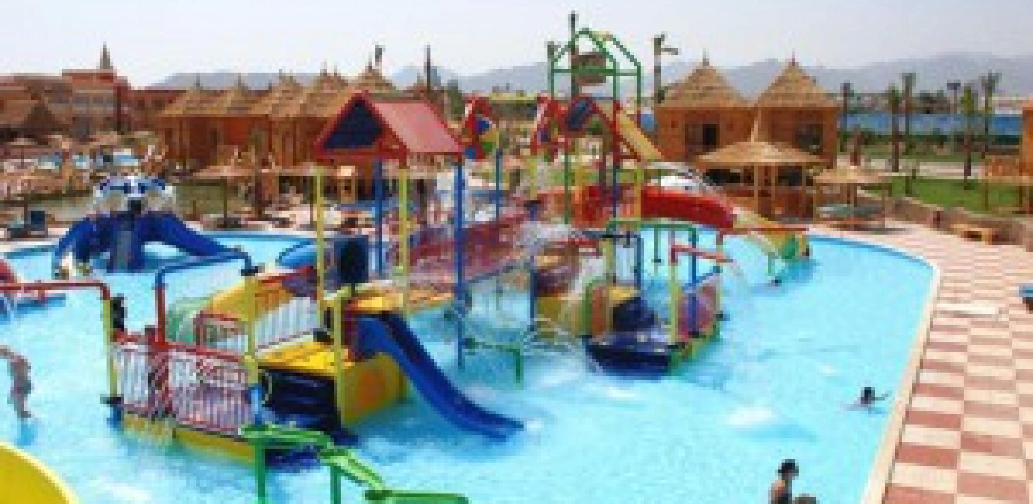 Albatros Aqua Blu Resort Sharm El Sheikh 4*